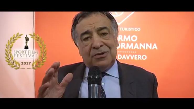SFF 2017 - Mayor Leoluca Orlando